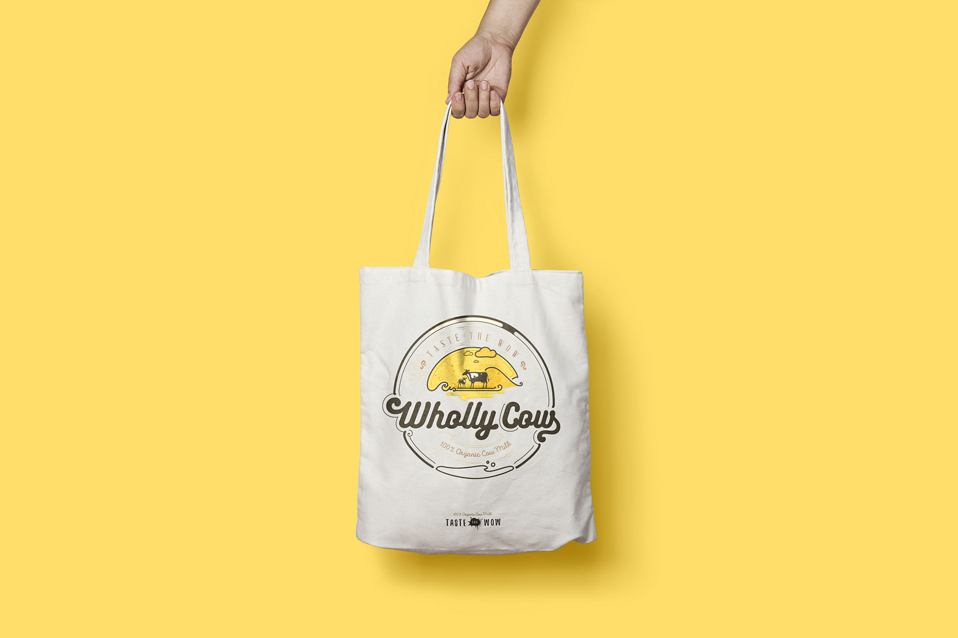 whollycow bag